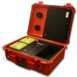 Ultra precise portable GNSS L1/L2 system for pilots